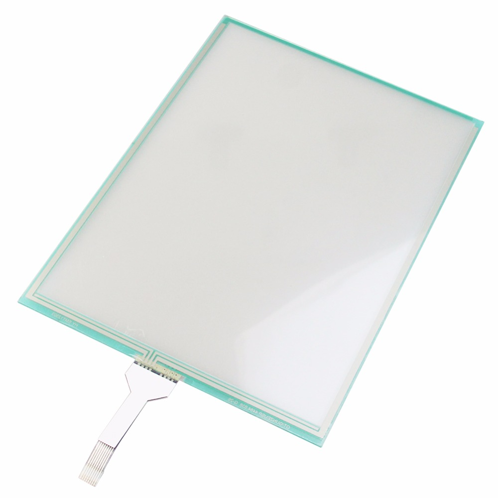 """12"""" 12.1 Inch 8 Wires Touch Panel U.S.P. 4.484.038 G-26 Touch Screen Digitizer Panel Glass"""