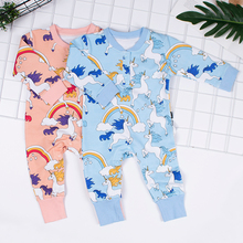 Tinypeople 2019 Baby ins lovely Jumpsuits Boys Cotton Plaid Playsuit autumn Girls Overall Infant Clothes Toddler Onesie Rompers