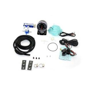 Автомобильный турбонаддув, 60 мм, 3 бар + регулируемый турбо-контроллер, 1-30psi, автомобильный измеритель