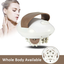 Electric Mini Body Massager Rechargeable Leg Arm Waist Slimmer Weight Loss Roller Portable Lift Face Massage Tool 110v 220v electric waist massager relieve physical tired leg arm massager enhance blood circulation lose weight