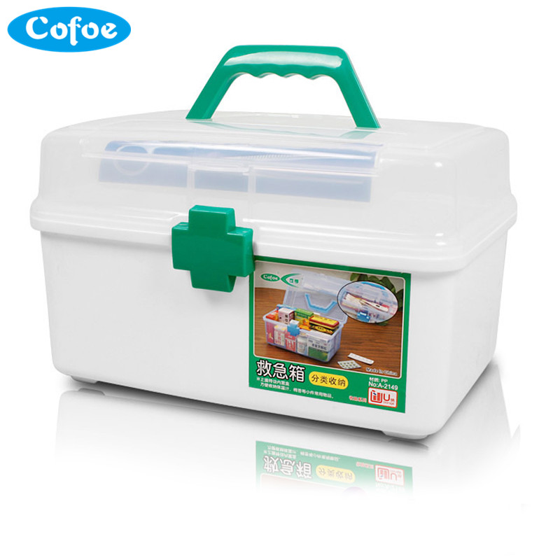 Cofoe First-aid kit Multi-family home healthcare kits wholesale pharmaceutical medicine box portable suitcase medical kit first aid kit multi family home healthcare kits wholesale pharmaceutical medicine box medical portable suitcase medical kit