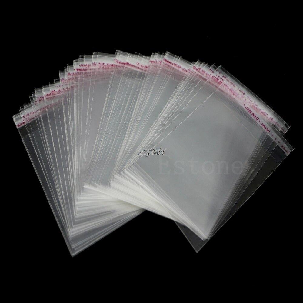 Schreibtisch Zubehör & Organizer Schreibwaren Halter 100 Pcs/lot Opp Selbst Klebe Plastiktüte Klar Schmuck Verpackung 8 Cm X 12 Cm 3,1 x 4,7 z15 Drop Schiff