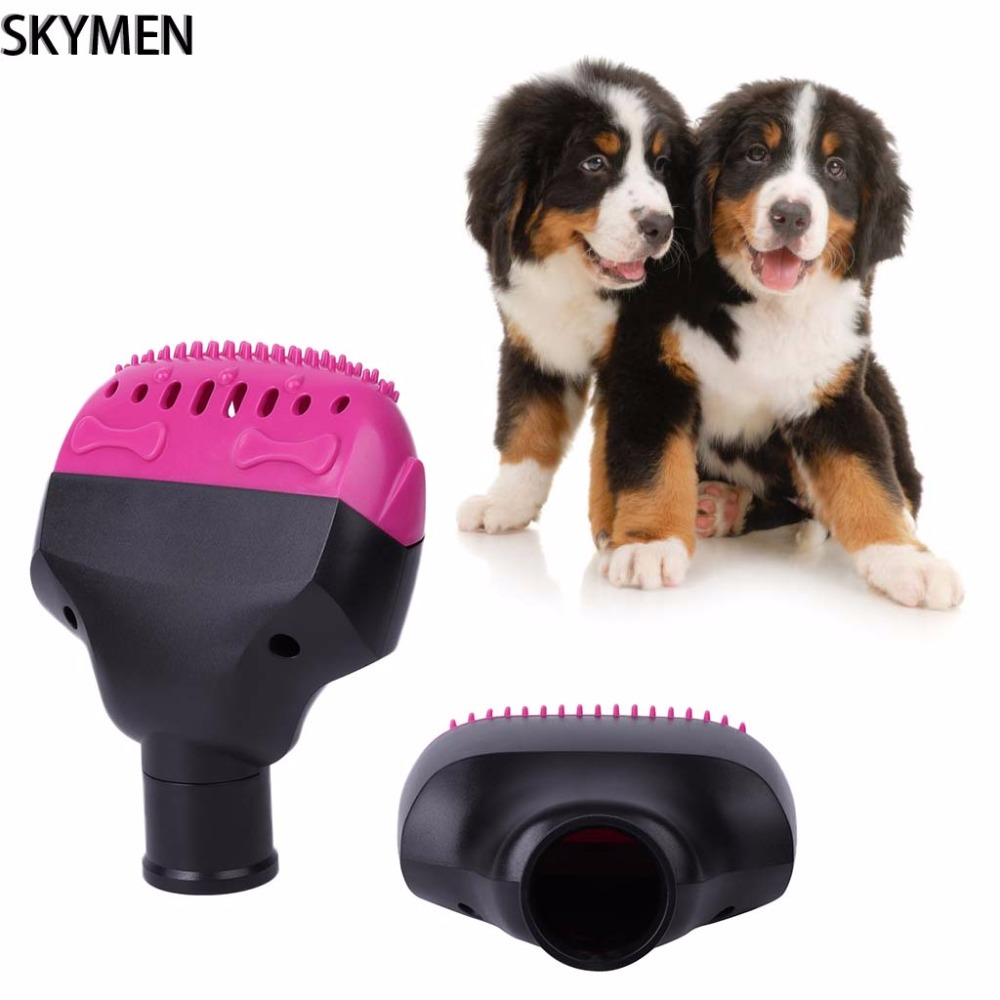 Air Conditioning Appliance Parts Pet Vacuum Cleaner Brush Nozzle Accessories 32mm Dog Cat Massage Hair Comb Tools Products Are Sold Without Limitations Home Appliances