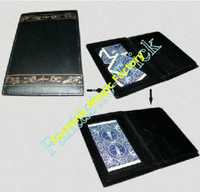 Himber Wallet Magic Trick Card Magic Illusion Close Up Magic Props