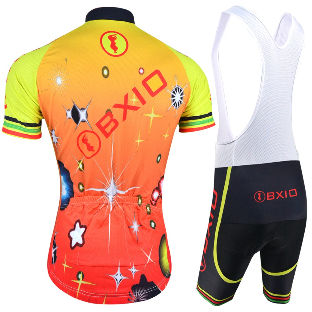 93e5762c6 BXIO Brand Cycling Jersey Sets Summer Short Sleeve Bike Clothes Pro Teams Bicycle  Clothing Equipo De Ciclismo BX 0209O105-in Cycling Sets from Sports ...