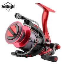 SeaKnight New PUCK 2000 3000 4000 5000 Spinning Reel 5.2:1 Fishing Reel 9KG Max Drag Power Spinning Wheel Long Casting Fishing(China)