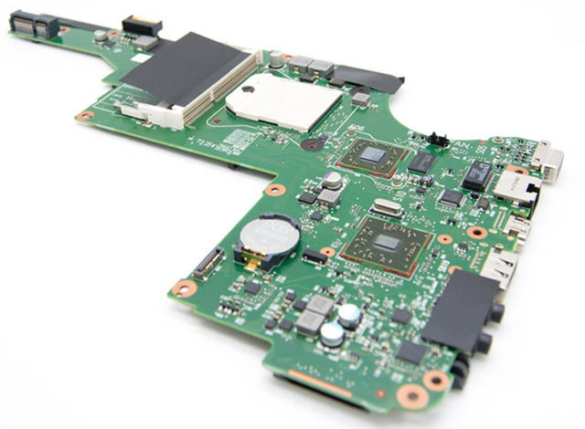 US $75 0 |Free shipping ! 100% tested 598225 001 board for HP pavilion DV5  laptop motherboard with for AMD chipset-in Motherboards from Computer &