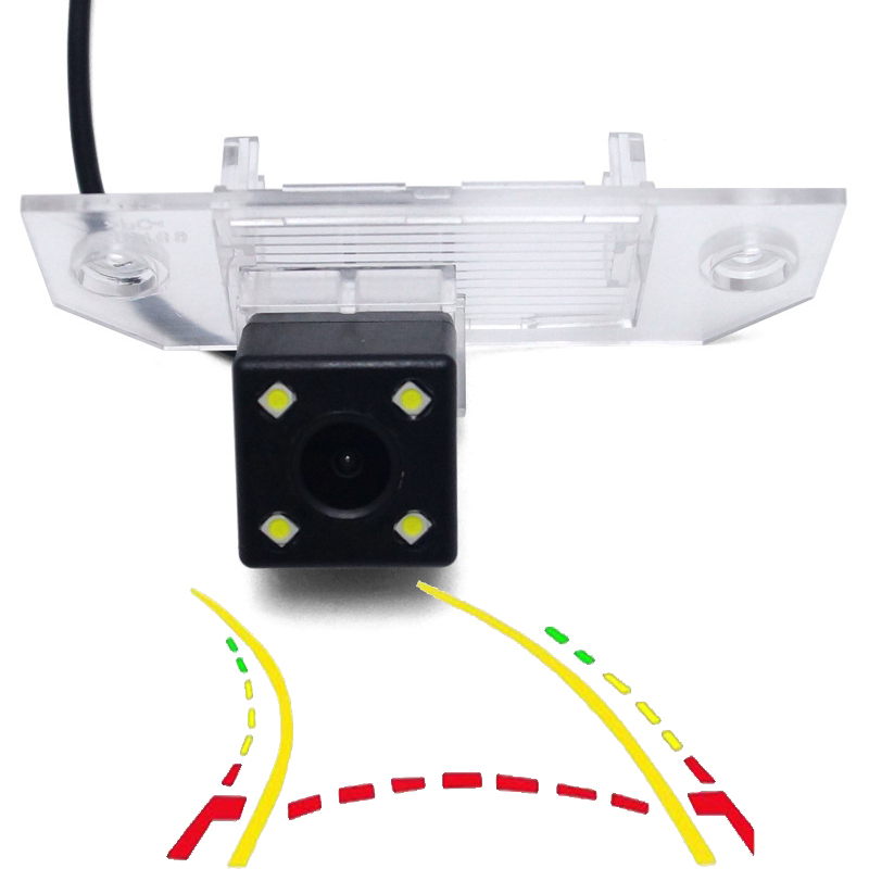 ( ^ ^)っ170D Intelligent Dynamic Trajectory Tracks HD Car Rear ...
