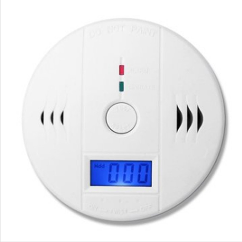 Kitchen Bedroom Carbon Monoxide Warning Detector Alarm
