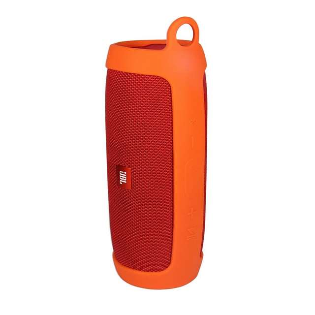 US $21 54 |Case For JBL Charge 3,The case for JBL Charge3 has customized  press button icons For volume up and down, Bluetooth, power on/off-in Phone