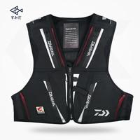 2017 NEW DAIWA Fishing Vest DAWA Multi function Multi Pocket light DAIWAS Special offer sports outdoors Leisure Free shipping