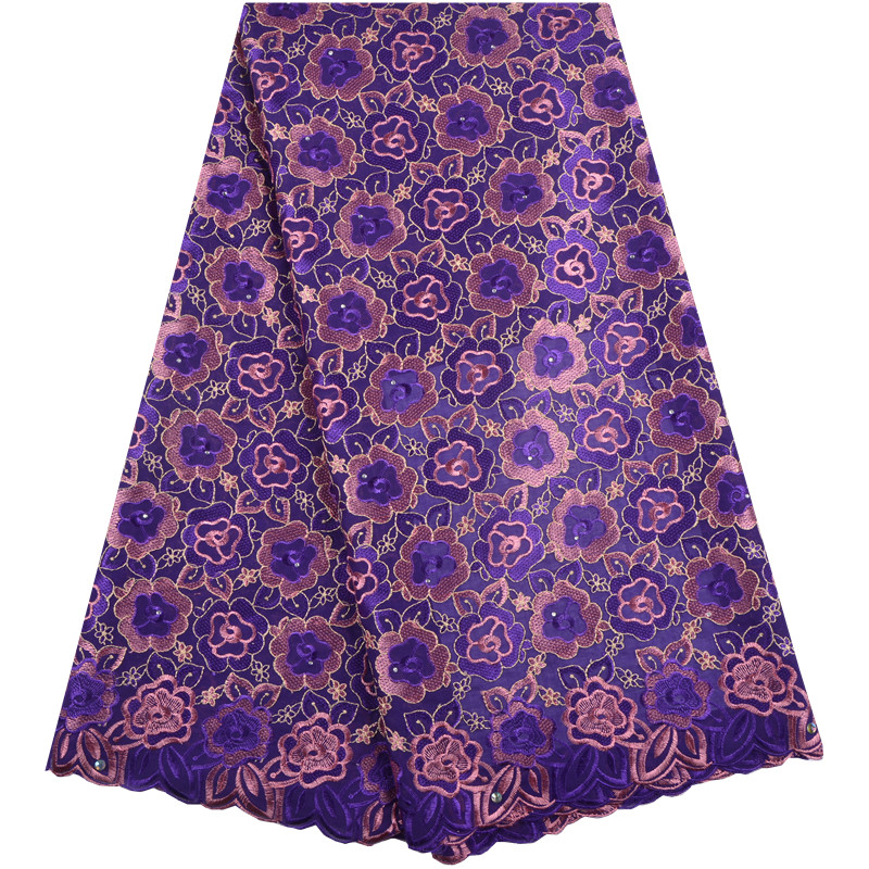 French Lace Fabric Hot Sale Swiss Voile Lace Cotton Lace Best Selling African Lace Fabric For