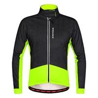 Autumn Winter Cycling Jacket Windproof Thermal Fleece Long sleeve Coat Mountain Bike Men Women Outdoor Sport Racing wind jacket
