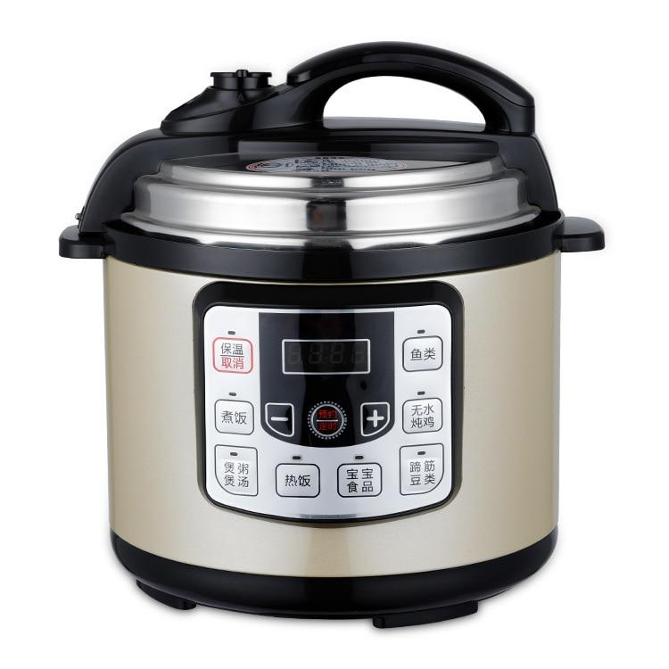 Cuiseur à riz mijoteuse cuiseur électrique autoclave autocuiseur électrique 3L appareils de cuisine intelligents accessoires