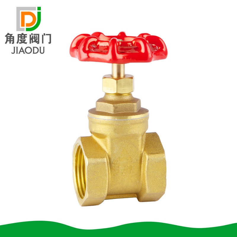 Hot brass wire gate valve DN15-DN100 gate valve copper valve Yuhuan valve from the grant ...