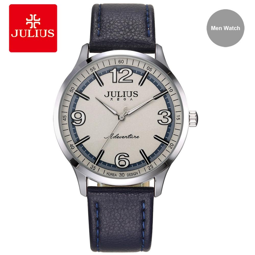 Relojes Hombre 2017 Whatch Men Quartz Watches Bracelet Relogio Masculino Leather Strap Watches Montre Homme Sports Clock JA-940M  oem relojes hombre relogio lcd dz6217 dz7080