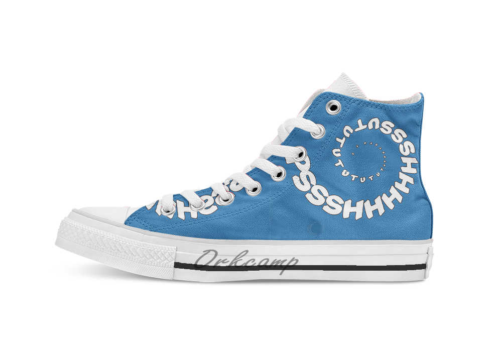 PSHHSUTUTU توربو جرعة دفعة الضوضاء JDM نافذة ملصق المحملة الأبيض عادية عالية علوي حذاء قماش أحذية رياضية خفيفة أحذية مشي
