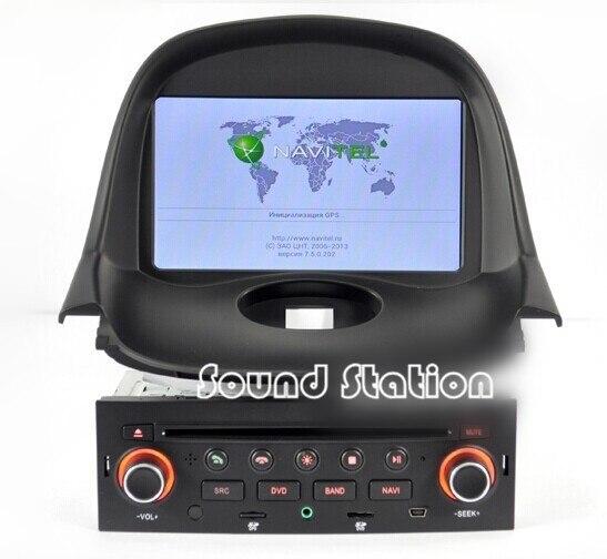 para peugeot 206 en el tablero multimedia automotivo dvd de radio est reo de navegaci n gps para. Black Bedroom Furniture Sets. Home Design Ideas