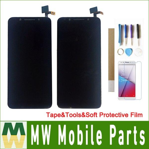 For Vodafone Smart N9 Lite N9Lite N 9 Lite VFD-620 VFD620 VFD 620 LCD Display+Touch Screen Digitizer Assembly Black