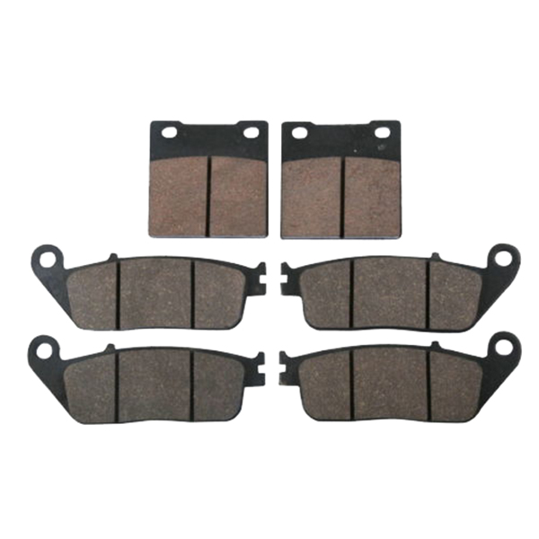Motorcycle Front and Rear Brake Pads for Suzuki GSF 600