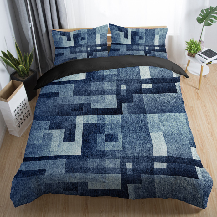 Cool natural stone pattern Bedding Set High-definition Print Quilt Cover for  King Queen Double SizeCool natural stone pattern Bedding Set High-definition Print Quilt Cover for  King Queen Double Size