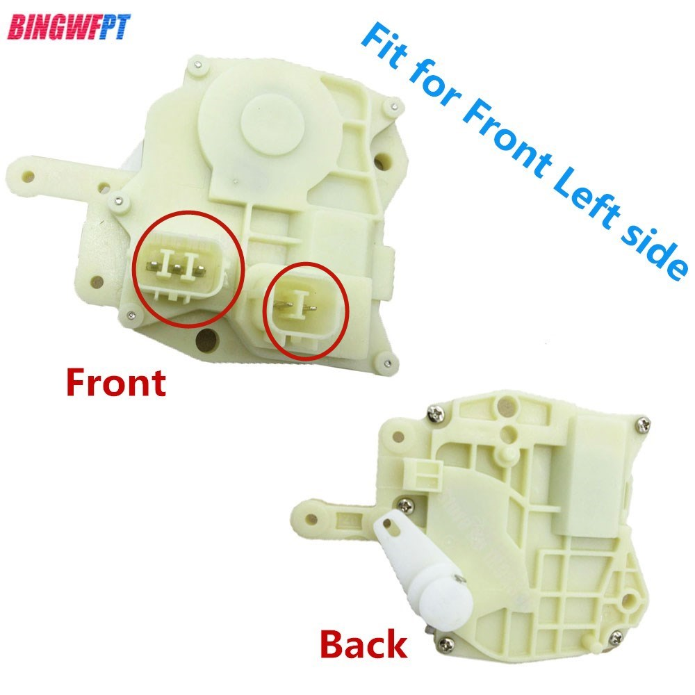 72115S5AA01 72155S5AA01 72615S5AA01 72655S5AA01 NEW Door Lock Actuator For Honda Civic CR-V Fit Accord Insight Odyssey S2000