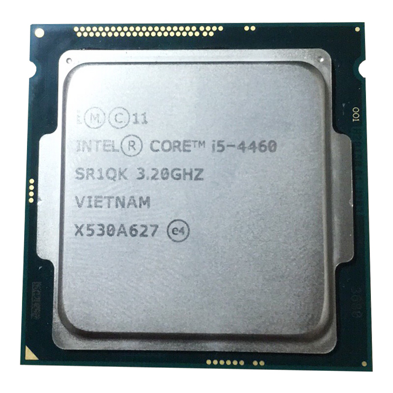 Intel Core I5 4460 Processor 4460 3.2g LGA1150  LGA1150 6M Cache 84w Quad Core Processor Support H81 87 B85 Z97 Mainbard