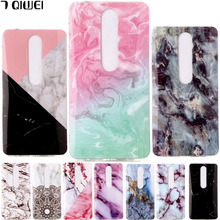 hot deal buy for nokia 6 2018 case granite marble soft silicone tpu back cover for nokia 6.1 case fashion silm hoesje for nokia 6 2018