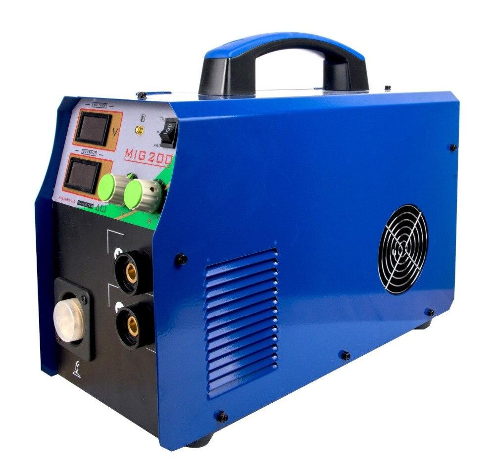 TIG / MMA / MIG Welder 3IN1 Combo Multi Function Tosense Welding Machine 220V New Design-in MIG Welders from Tools    1