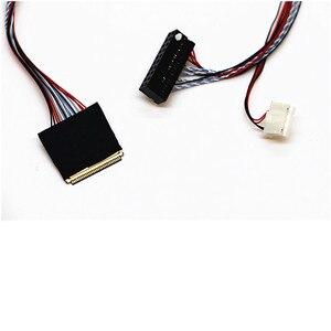 Image 2 - I PEX Panel de pantalla LED LCD para BI097XN02 BF097XN02 30Pin0.5mm, Cable LVDS de 6 bits, 1CH, 20453 20455
