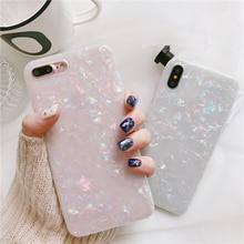 Роскошный блестящий яркий блестящий силиконовый прозрачный мягкий чехол для телефона для samsung Galaxy S7 Edge S8 S9 S10 Plus Note 8 9 10 для iphone 8X6