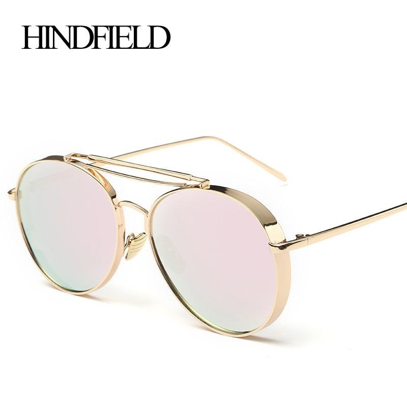 Buy 2016 New Fashion Double Bridge Sunglasses Women Coating Sun Glasses Unisex Brand Designer Vintage Sunglass Uv400 Oculos Cj1649 Online Cheap Sastrobuy