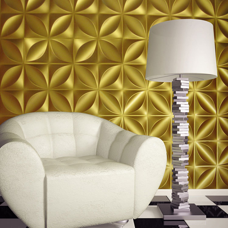 2015 Hot Sale Home pvc decorative 3d panel wall DIY Background 3d ...