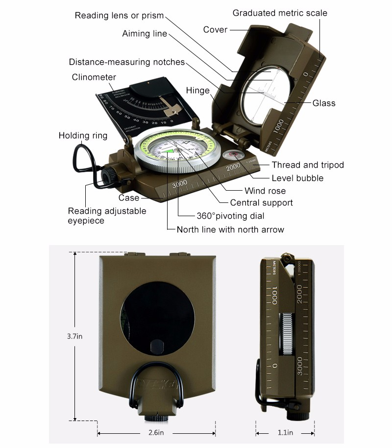 China compass sea Suppliers