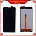 Original LCD Pantalla Para Highscreen Omega Prime S Smartphone 4.7 ''Panel de la Pantalla Táctil de Cristal Digitalizador Asamblea FPC9231t