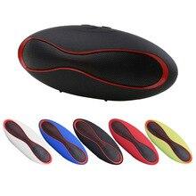 Mini Altoparlanti Senza Fili Bluetooth Portatile Altoparlante Vivavoce Costruito in MIC Audio Ricevitore boom box carta di TF di Sostegno USB