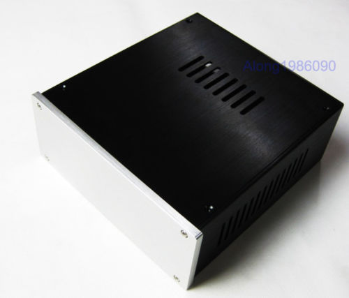sep-store NEW S2209 Full Aluminum amplifier chassis/Enclosure PSU BOX DIY paul mitchell лак для волос средней фиксации super clean spray 300 мл page 8