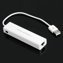 Get more info on the USB to RJ45 Lan Card Ethernet Network Adapter Cable+3 Port Hub for Win 8 7 XP Jan 23
