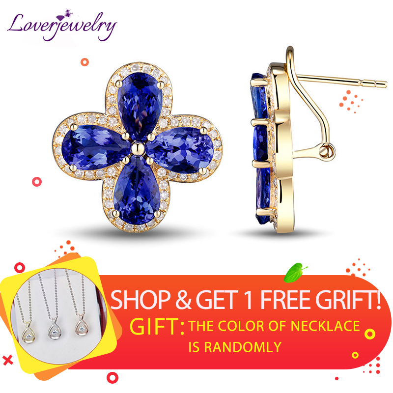 Loverjewelry Στερεό 14k πραγματικό κίτρινο - Κοσμήματα - Φωτογραφία 1