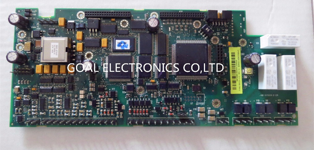 Carte mère ACS800 inverter IO board RMIO-11C de commande 15/22/30/45/75/55kw