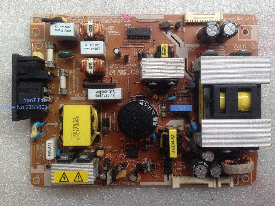 ФОТО BN44-00195A Power Board for 245B 245B2 245BW+ 2493HMF
