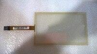 Barato AMT2525 7 pulgadas 5 cables Panel de cristal táctil resistivos para Reparación de máquinas nuevo