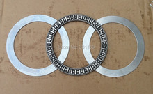 2PCS 889116,80*105*4 /6mm AXK80105+2AS Thrust Needle Roller Bearing With Two Washers Each
