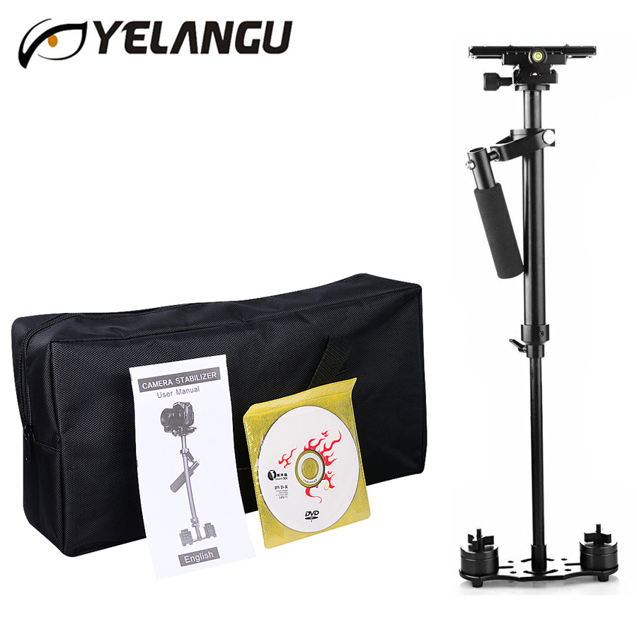 professional 60 cm handheld camera stabilizer S60N steadicam Holder video steadycam camcorder For Canon Nikon Sony DSLR DV Video mcoplus professional handheld stabilizer video steadicam for digital hdslr dslr rig shoulder mount dv camera camcorder