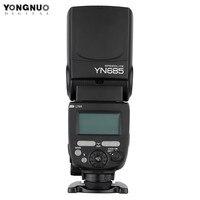 YONGNUO YN685 Wireless 2.4G HSS TTL Flash Speedlite for Canon Nikon YN685C YN685N support YN560-TX RF603 II YN622C YN622N-TX