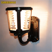 2017New arrival 400 lumens 46 led high efficiency emergency hanging cemetery glass outdoor led solar wall light for garden