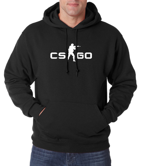 for gamers CS GO hoodies 2016 new autumn winter CS GO men sweatshirts warm fleece CSGO hoody men tracksuit hip hop streetwear