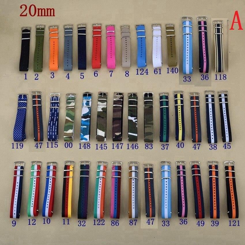 купить MR NENG Brand 2017 Nato Nylon Strap 20mm Watch Band Bracelet Woven For Zulu Strap 20 Mm Wristwatch Band Buckle Fabric по цене 167.21 рублей