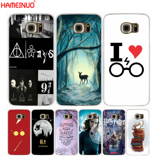 best deals on 5cd0b 489f4 US $2.92 |HAMEINUO harry potter deer hallow quotes phone case cover for  Samsung Galaxy Note 3,4,5 E5,E7 ON5 ON7 grand prime G5108Q G530-in ...