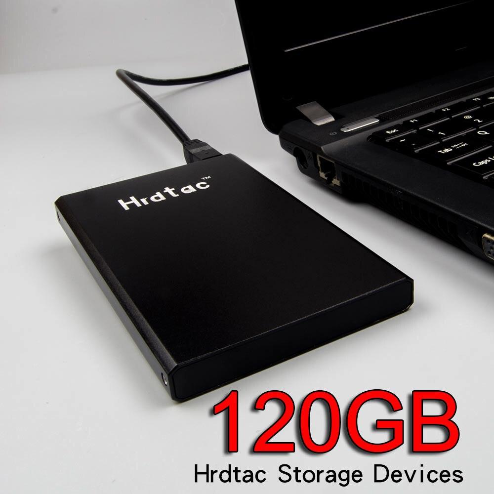 External Drive Hard 120GB Disk Portable Harddisk HDD Disk USB 2 0 Extern Disco Duro HD